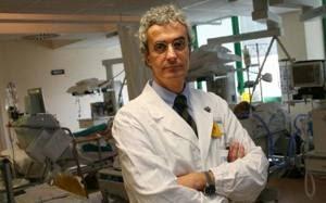 Il dottor Giovanni Gordini, 67 anni, che ha seguito Senna nelle sue ultime ore di vita